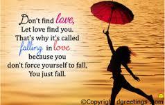 Love - Let Him Choose You