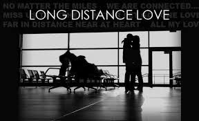 love - long distance love