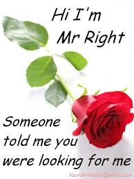 love-love-mr-right